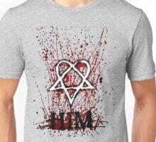 Blood. Unisex T-Shirt