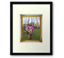 At Electric Picnic Festival-Ireland Framed Print