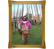 At Electric Picnic Festival-Ireland Photographic Print