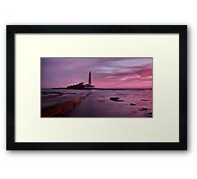 St. Marys Framed Print