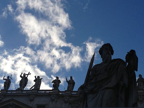 Rome Vatican City by hawaii2006
