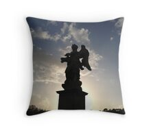 Rome Aura Throw Pillow