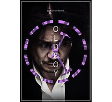 Park Chan-wook's Oldboy Photographic Print