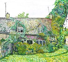 Snows Hill Cottage by doatley