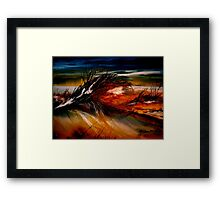Something There Is... Framed Print