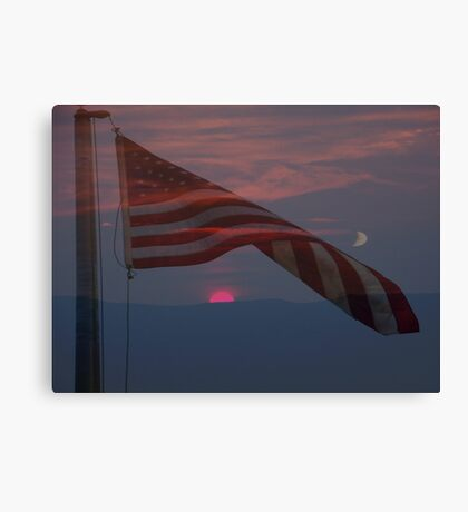 Glorious Canvas Print