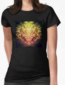 The Dragon of Earth Womens Fitted T-Shirt