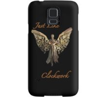 Just Like Clockwork Samsung Galaxy Case/Skin