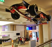 Science Museum, London by Crimmy