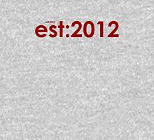 est:2012 Unisex T-Shirt