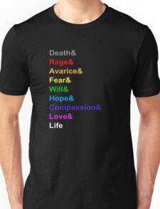 Power Rings Unisex T-Shirt