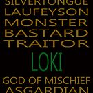 Loki of Asgard by marvelcommittee