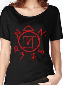Supernatural angel sigil Women's Relaxed Fit T-Shirt