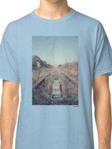 abandoned railway  Classic T-Shirt