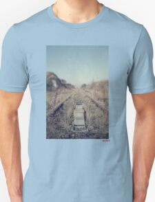 abandoned railway  Unisex T-Shirt