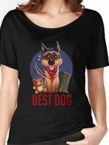 Best Dog Women's Relaxed Fit T-Shirt