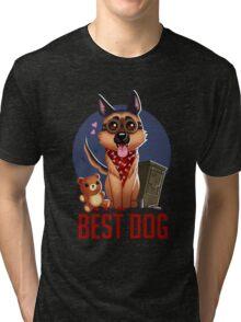 Best Dog Tri-blend T-Shirt
