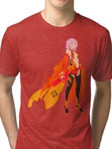 Inori Yuzuriha Tri-blend T-Shirt