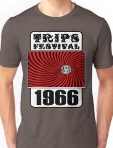 Trips Festival T-Shirt Unisex T-Shirt