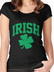 Irish Women's Fitted Scoop T-Shirt