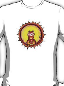 Sun cat in the sun T-Shirt
