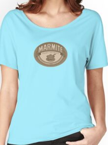 Marmite sepia Women's Relaxed Fit T-Shirt