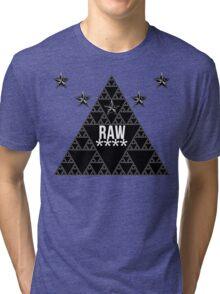 RAW**** X STAR Tri-blend T-Shirt