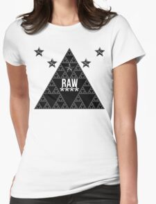 RAW**** X STAR Womens Fitted T-Shirt