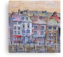 Whitby, North Yorkshire Canvas Print