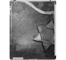 Faith on a string  iPad Case/Skin