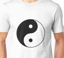 Yin and Yang Unisex T-Shirt