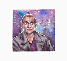 9th Doctor Watercolor Classic T-Shirt