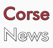 CorseNews Support us Kids Tee