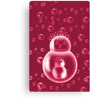 ❀◕‿◕❀REDBUBBLE MOM AND BABY BUBBLE #2❀◕‿◕❀ Canvas Print
