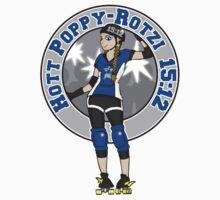 Hott Poppy-Rotzi Kids Tee
