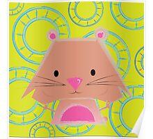 Mimalitos - Hamster Poster