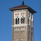 St. John the Evangelist church tower by nealbarnett