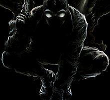 Spider-Man Noir by Shadowmark