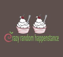 Dr. Horrible Crazy Random Happenstance Baby Tee