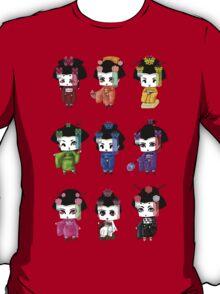 Chibi Geisha T-Shirt