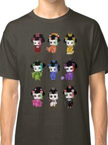 Chibi Geisha Classic T-Shirt