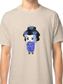Chibi Lady Ao Classic T-Shirt