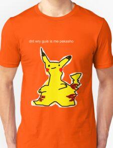 i chos yu pekasho Unisex T-Shirt