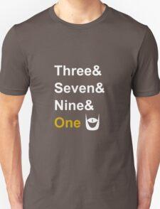 Rings of Power Unisex T-Shirt