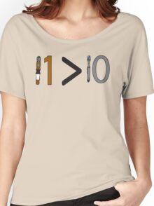 Gallifreyan Math Women's Relaxed Fit T-Shirt