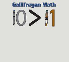 Gallifreyan Math T-Shirt