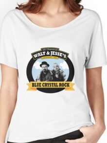 WALT AND JESSE'S Women's Relaxed Fit T-Shirt