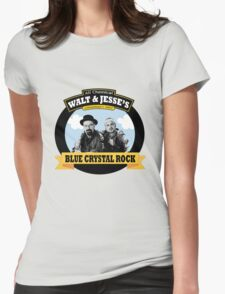 WALT AND JESSE'S Womens Fitted T-Shirt