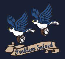 Monty Python Problem Solved Kids Clothes