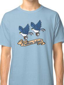 Monty Python Problem Solved Classic T-Shirt
